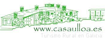 Casa Ulloa, Casa de Turismo Rural en Galicia