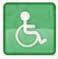 Acceso a personas con discapacidad